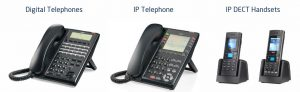 NEC SL2100 phones